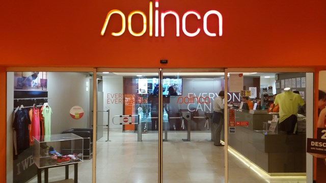 Solinca - Shopping Vasco da Gama
